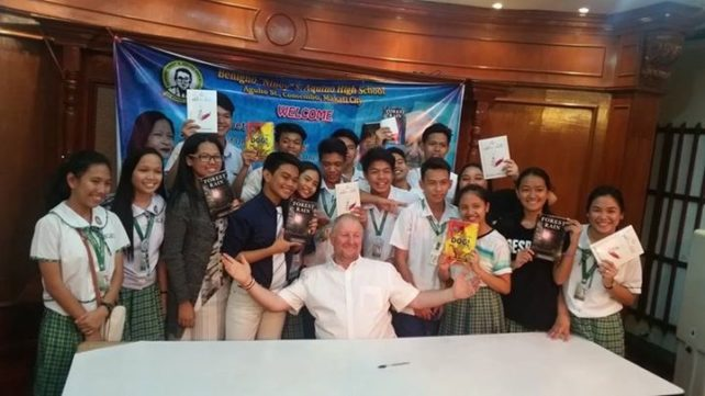 Make a living from writing Philippine tour