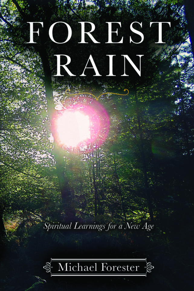 Make a living from writing: Michael's book Forest Rain